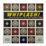 LP / VA  ✦✦ WHIPLASH! ✦✦ Crude Unissued New Jersey Rock'n'Roll